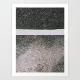 Transcontinental Art Print