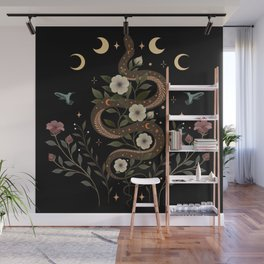 Serpent Spell Wall Mural