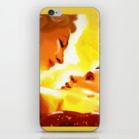 river song iPhone & iPod Skins featuring Find River Song by Nero749