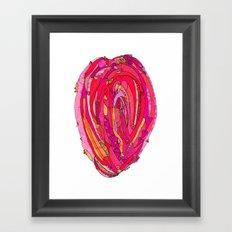 Artsy Heart Framed Art Print