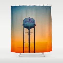 Sunrise In Elgin, Texas Shower Curtain