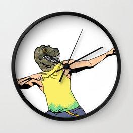 T-Bolt Wall Clock