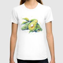 Avocados - Watercolor T-shirt