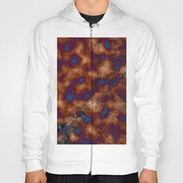 Brown vibration Hoody