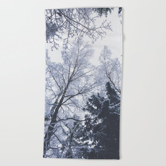 Scared cities Beach Towel