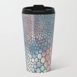 Dream Circles Charcoal Travel Mug
