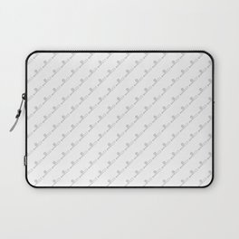 Baseball Pattern | Catcher Home-Run Team Pitcher Laptop Sleeve