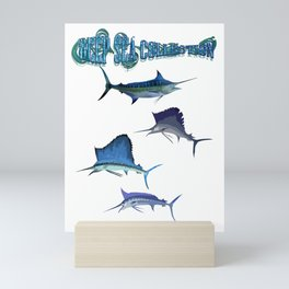 Deep Sea Collection Mini Art Print