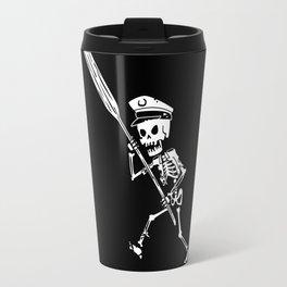 Miss Peregrine skeleton 3 Travel Mug