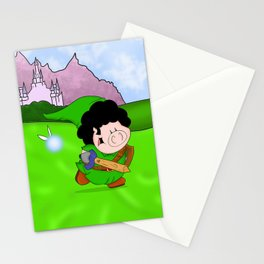 Zelda! Stationery Cards