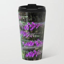 Woodland Foxgloves Travel Mug