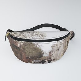 Blossom Walk in Winchester, England Fanny Pack