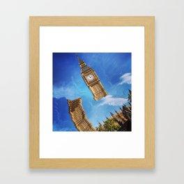 Big Ben, London (1) Framed Art Print