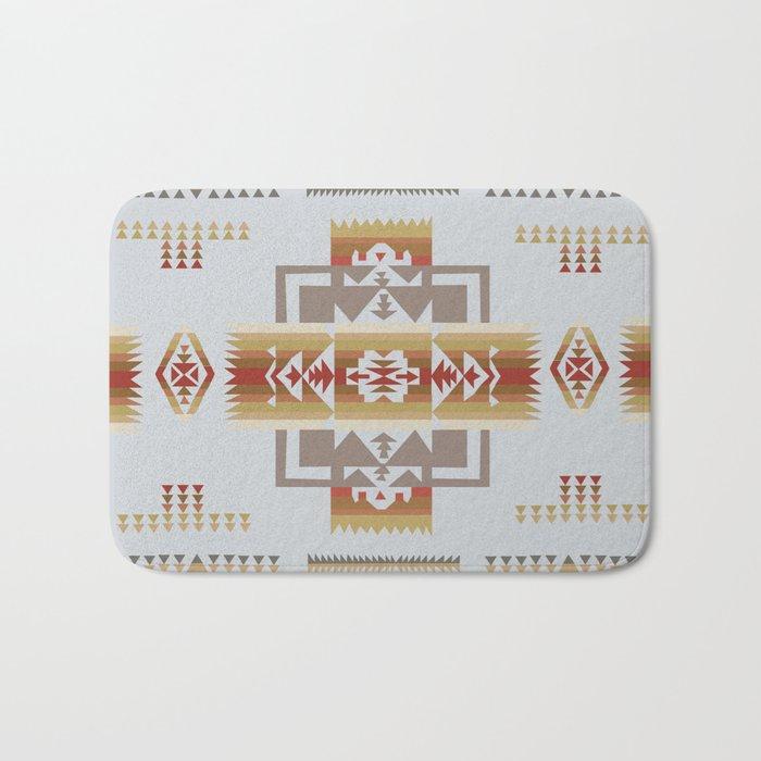 American Native Pattern No. 11 Bath Mat