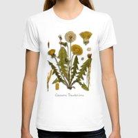 dandelion T-shirts featuring Dandelion by jbjart