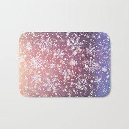 Snowfall Bath Mat