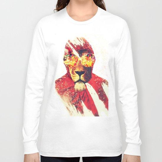 Lion Zion Long Sleeve T-shirt