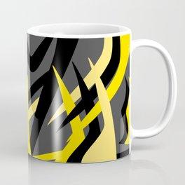 Yellow Puff Coffee Mug