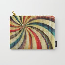 Wild Twirl Abstract Carry-All Pouch