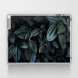 green leaves #society6 #decor #buyart Laptop & iPad Skin