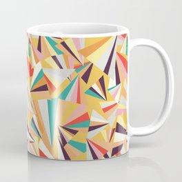 geometric fraction Coffee Mug