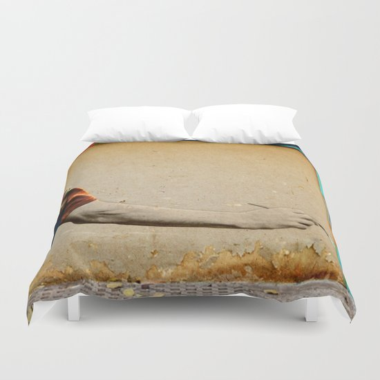 Embodied Duvet Cover