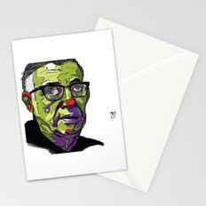 J.P. Sartre Stationery Cards
