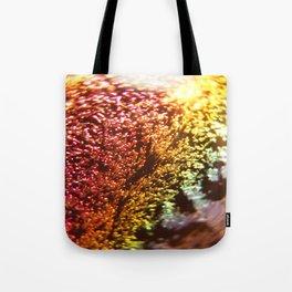 Dichro Distortions Tote Bag