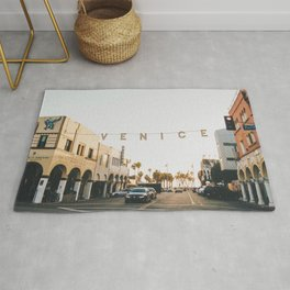 venice / los angeles, california Rug