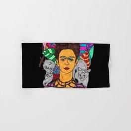 Valentina's Friducha Hand & Bath Towel