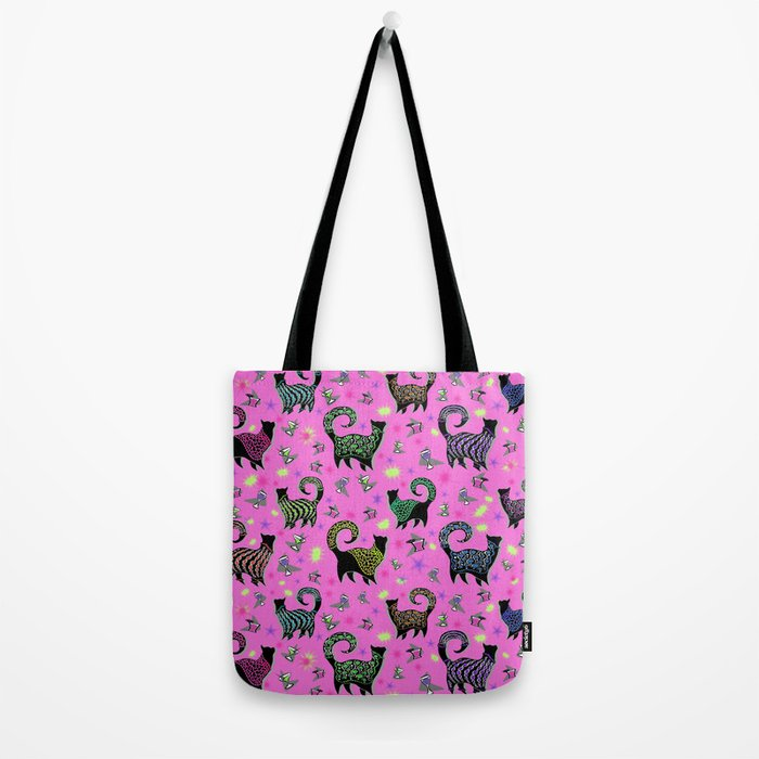 Fabulous Snobby Cats 3 Tote Bag