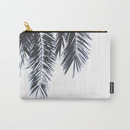 Palm Tree leaves abstract Carry-All Pouch