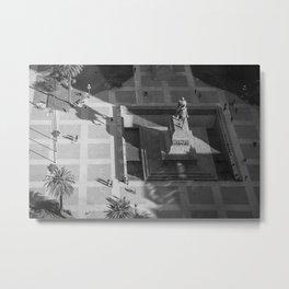 Downtown Metal Print