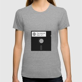 The Internet Floppy Disk T-shirt