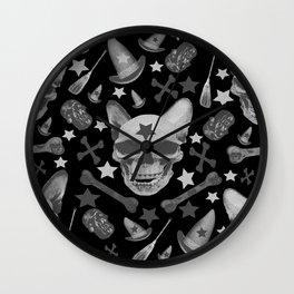 Halloween theme Wall Clock