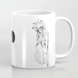 Mujer Loba Coffee Mug