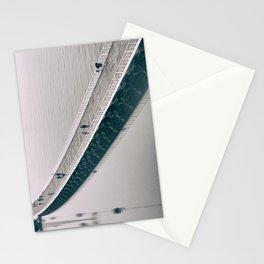 l'eau de la pluie Stationery Cards