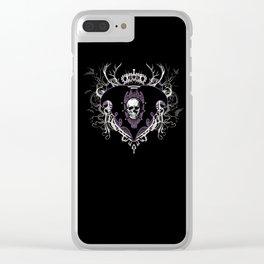 Aurelio Voltaire Crest Clear iPhone Case