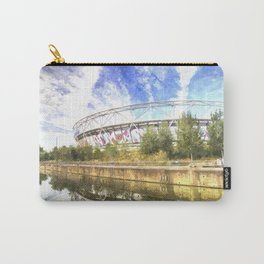 West Ham Olympic Stadium Art Carry-All Pouch