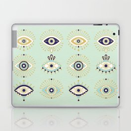 Evil Eye Collection Laptop & iPad Skin