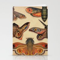 Stationery Cards featuring The Collection by Vladimir Stankovic