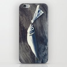 At the Bottom of the Sea iPhone Skin