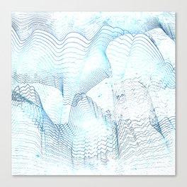 LIN-E Canvas Print