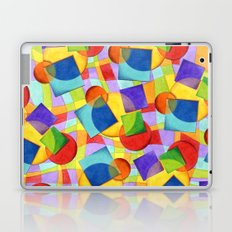 Candy Rainbow Geometric Laptop & iPad Skin