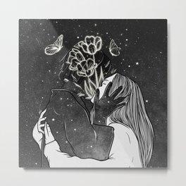 A land of love. Metal Print