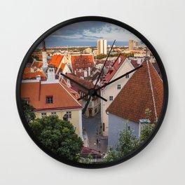 Tallin Wall Clock