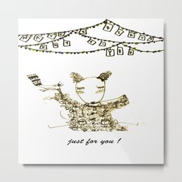 happy birth day to you Metal Print