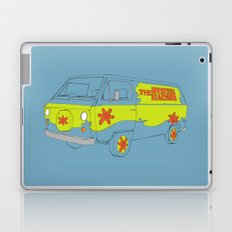 The Mystery Machine Laptop & iPad Skin
