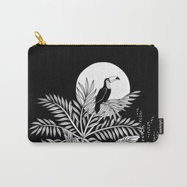 Toucan in the night jungle Carry-All Pouch