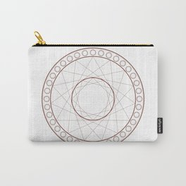 Anime Magic Circle 17 Carry-All Pouch